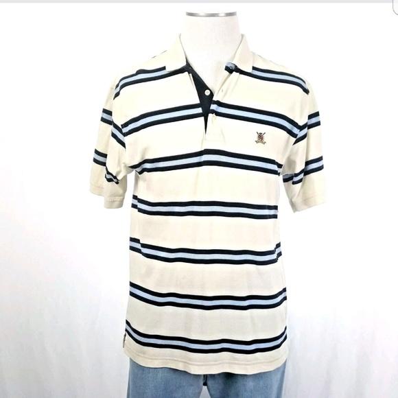 201f88f6 Tommy Hilfiger Shirts | Polo Pima Cotton Shirt R172 | Poshmark